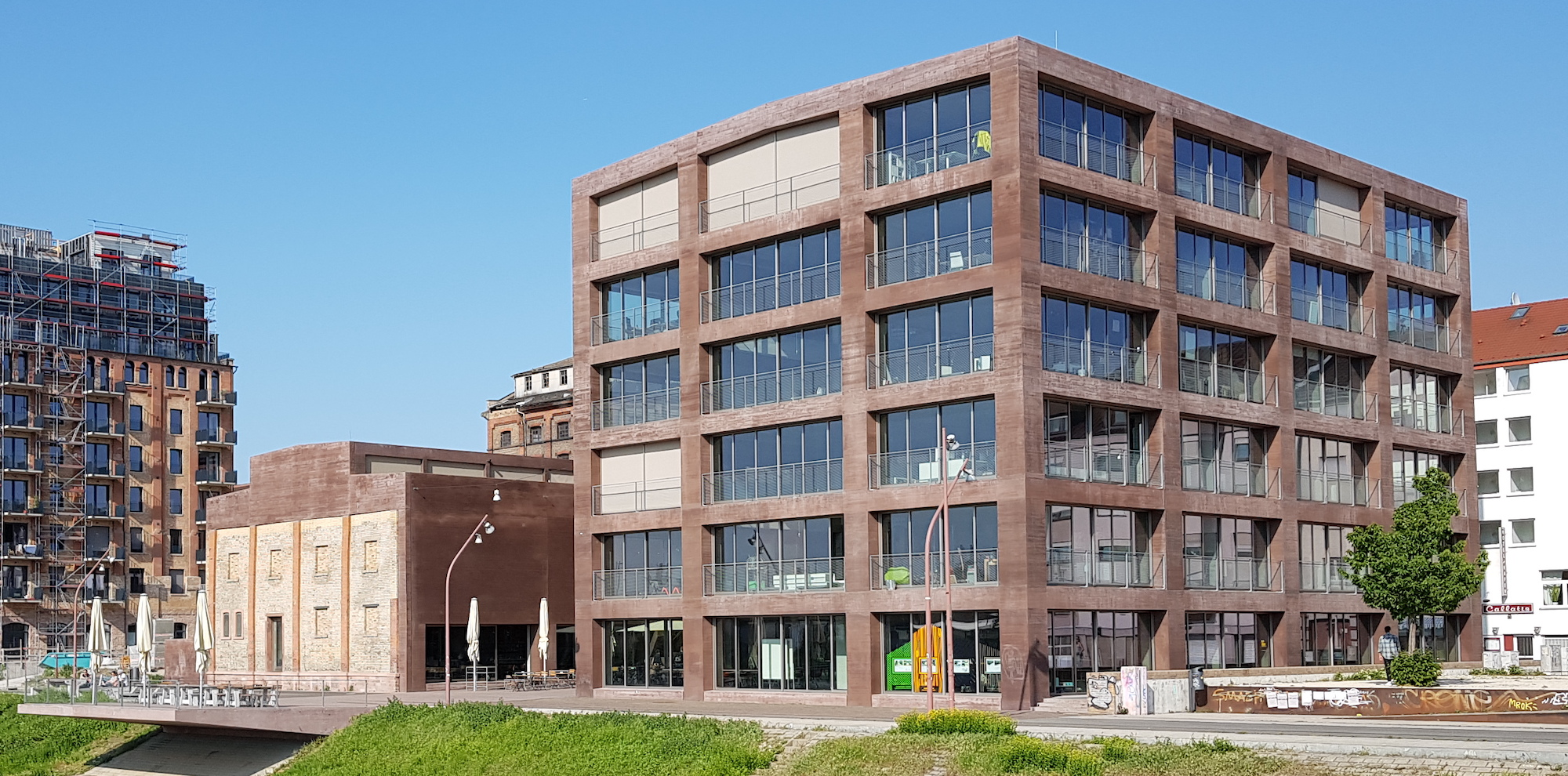 C-HUB in Mannheim
